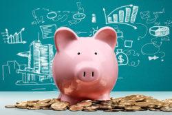 Geld en verzekeringen voor financiële risico's