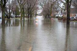 Overstroming wel of niet verzekerd?